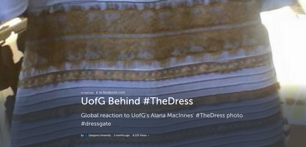 Story UofG TheDress