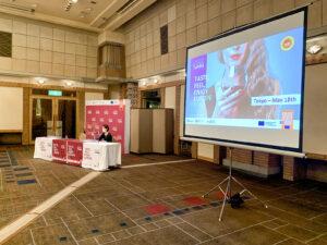 European Sustainable Wines – Sustainability Through Wine Tasting Program 2021 (Tokyo)
