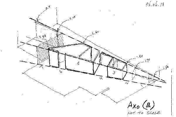 Exhibition design sketches