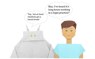 7 Ways Chatbot help Law Firms Automate and Stay on Top
