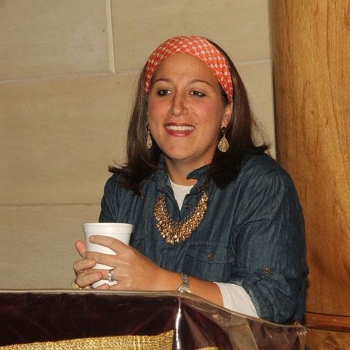 Mrs. Raquel Kirszenbaum