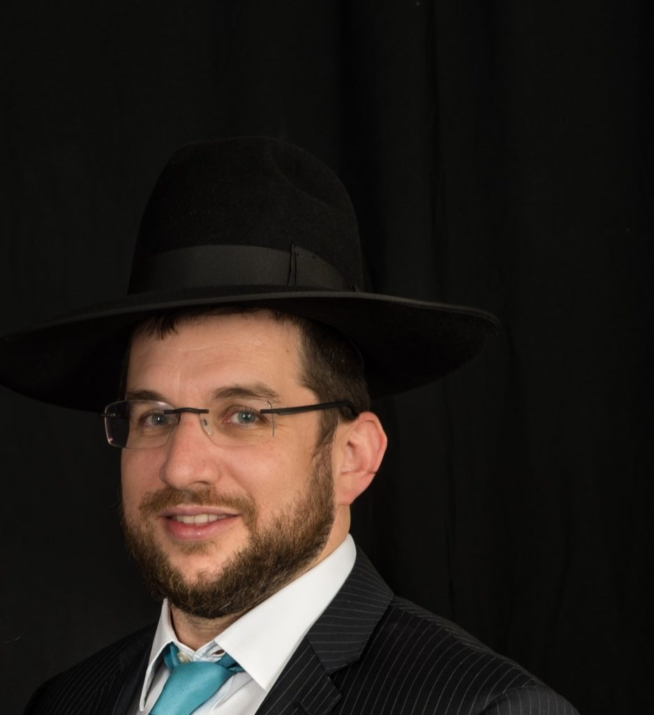 Rabbi Gabi Kruskal