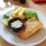 Food at The Railway Skipton
