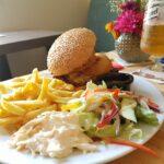 The Old Railwa Burger