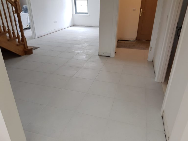 tile my hallway