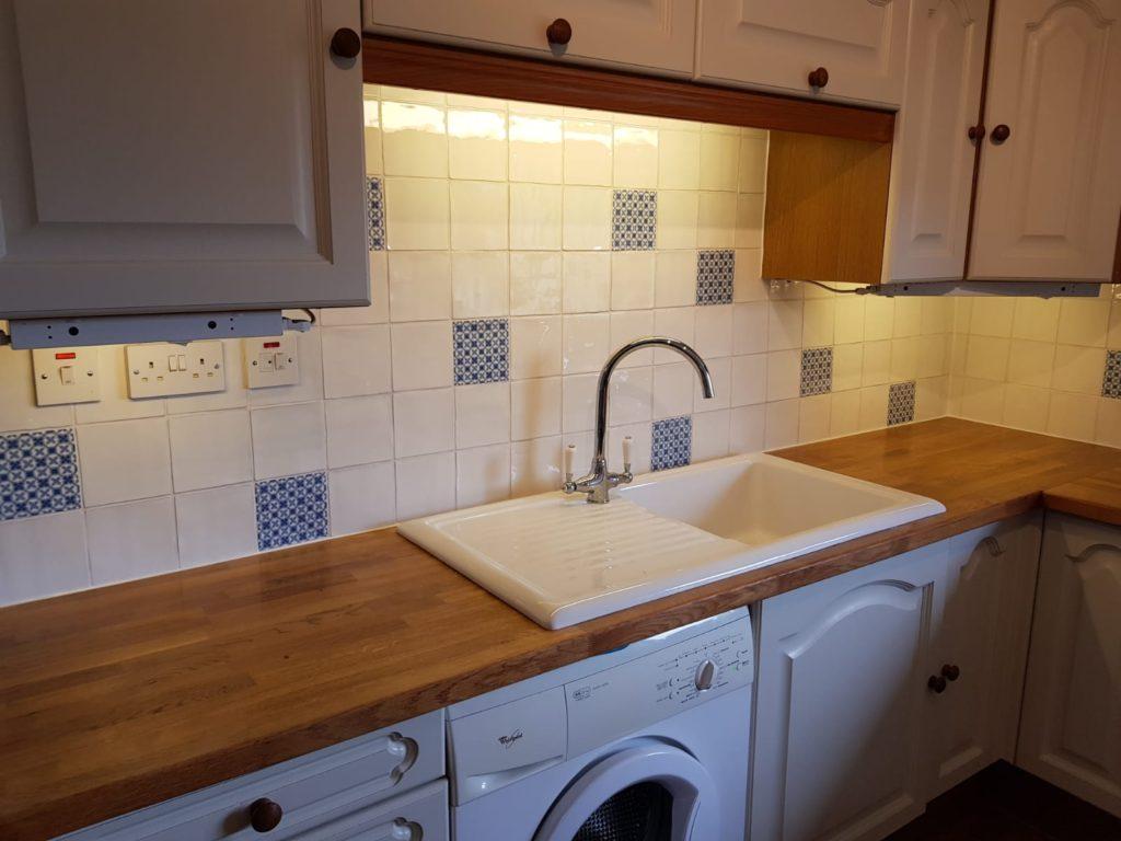 Kitchen tiling near me