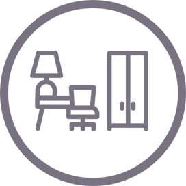 Find a room icon