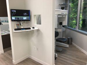 iCat 3D ConeBeam Machine