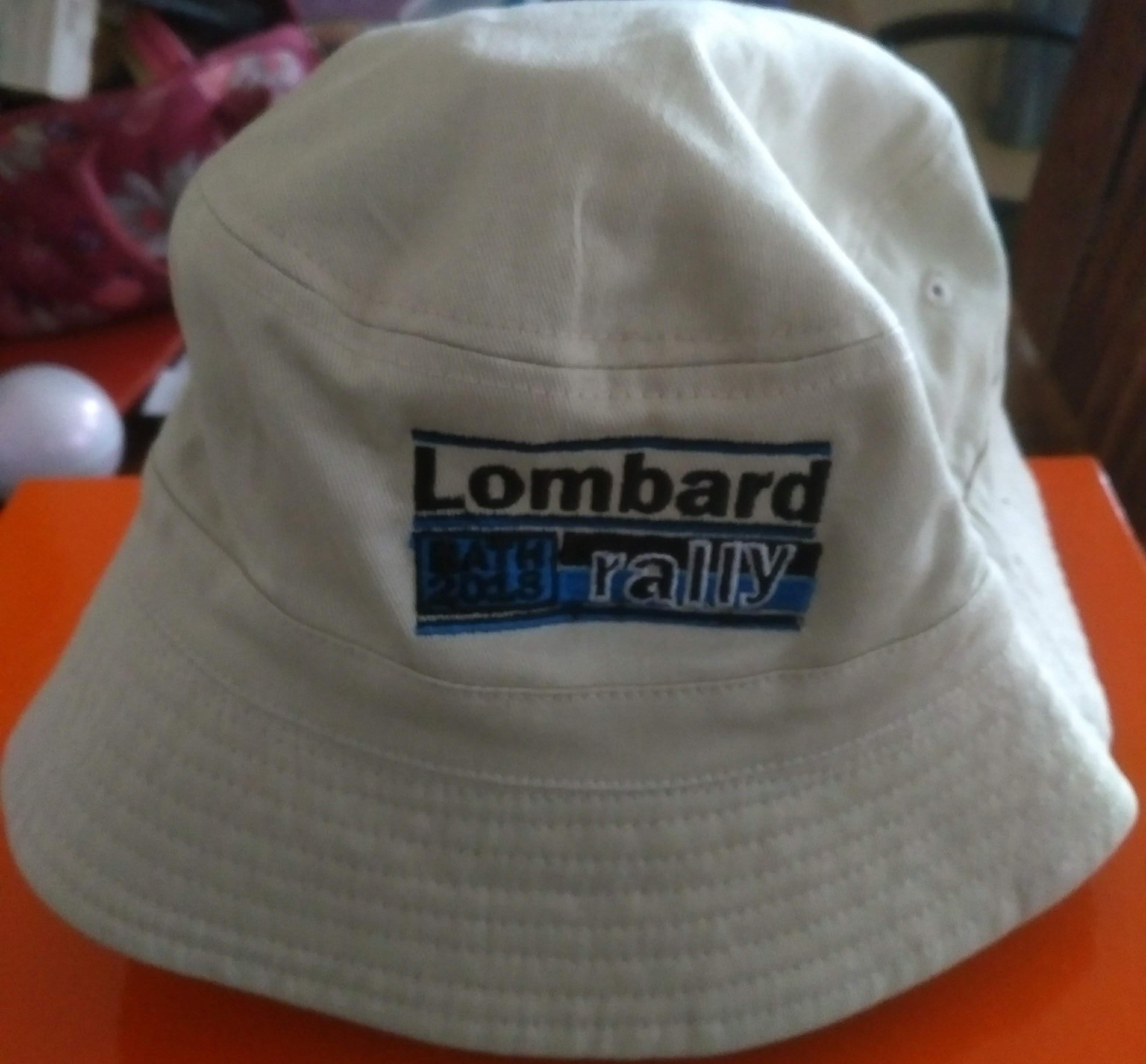 Lombard 2018 Hat