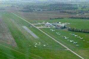 andrews field airport essex