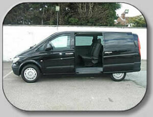 8 seater mercedes vito southend on sea & Rayleigh