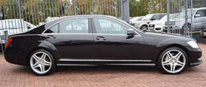 S Class mercedes chauffuers Last Minute Airport Taxi