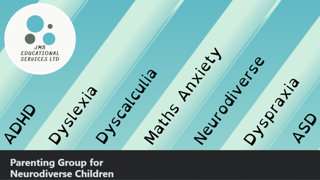 Parenting Group for Neurodiverse Children