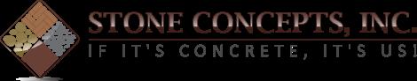 Stone Concepts, Inc., Concrete Contractor