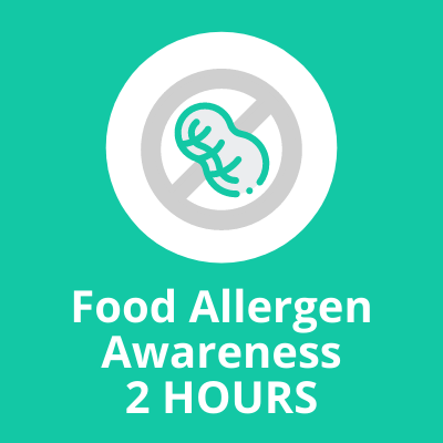 food allergen awareness training course