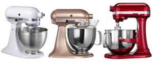 quel robot kitchenaid choisir