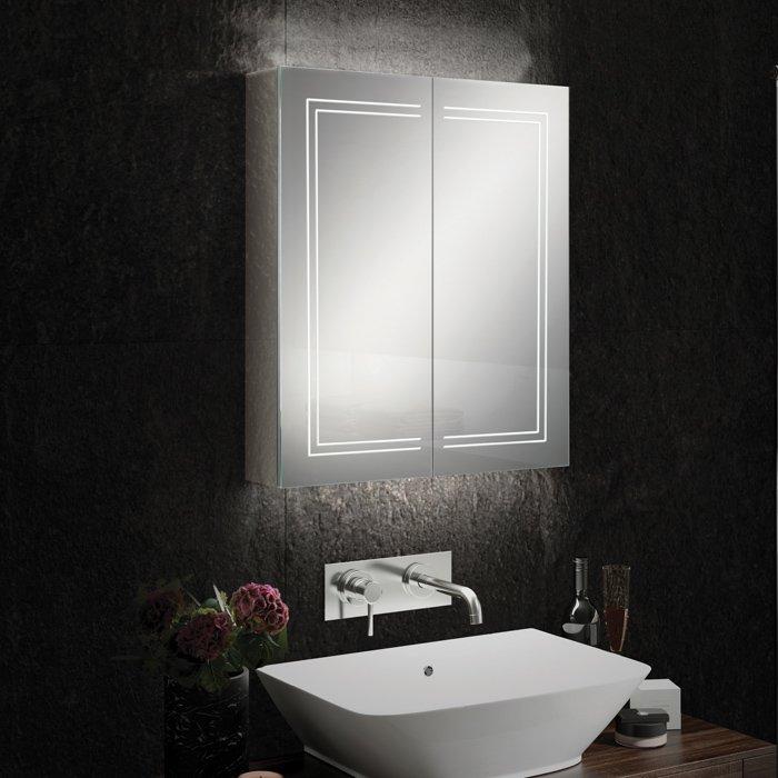 Edge 60 Mirror Cabinet