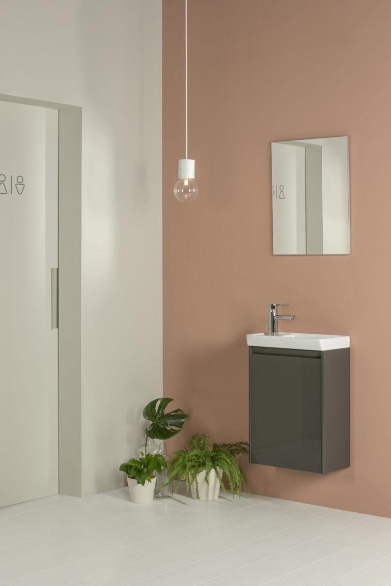 Enjoy Wall Hung Cloakroom Basin