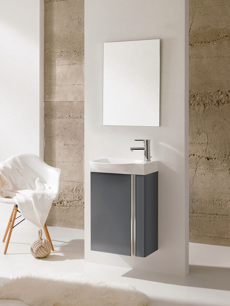 Elegance Wall Hung Cloakroom Basin