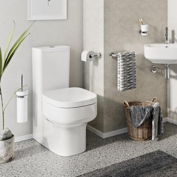Kai S Compact Close Coupled Toilet