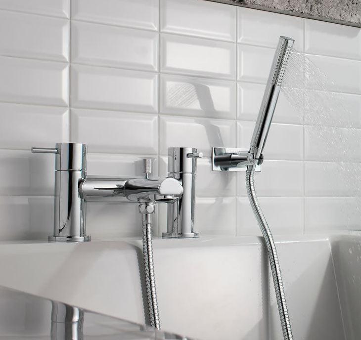 Kai Bath Tap and Shower