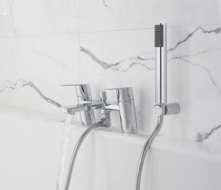 Zero6 Bath Tap and Shower