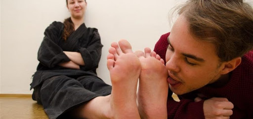 feticismo dei piedi