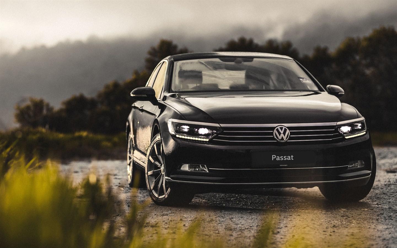 Volkswagen Passat automatic – rental in Belgrade