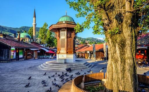 Discount for private taxi transfer Sarajevo – Belgrade – 22.06.2020.