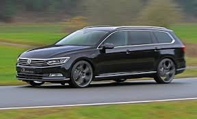 Volkswagen Passat estate – rental in Belgrade
