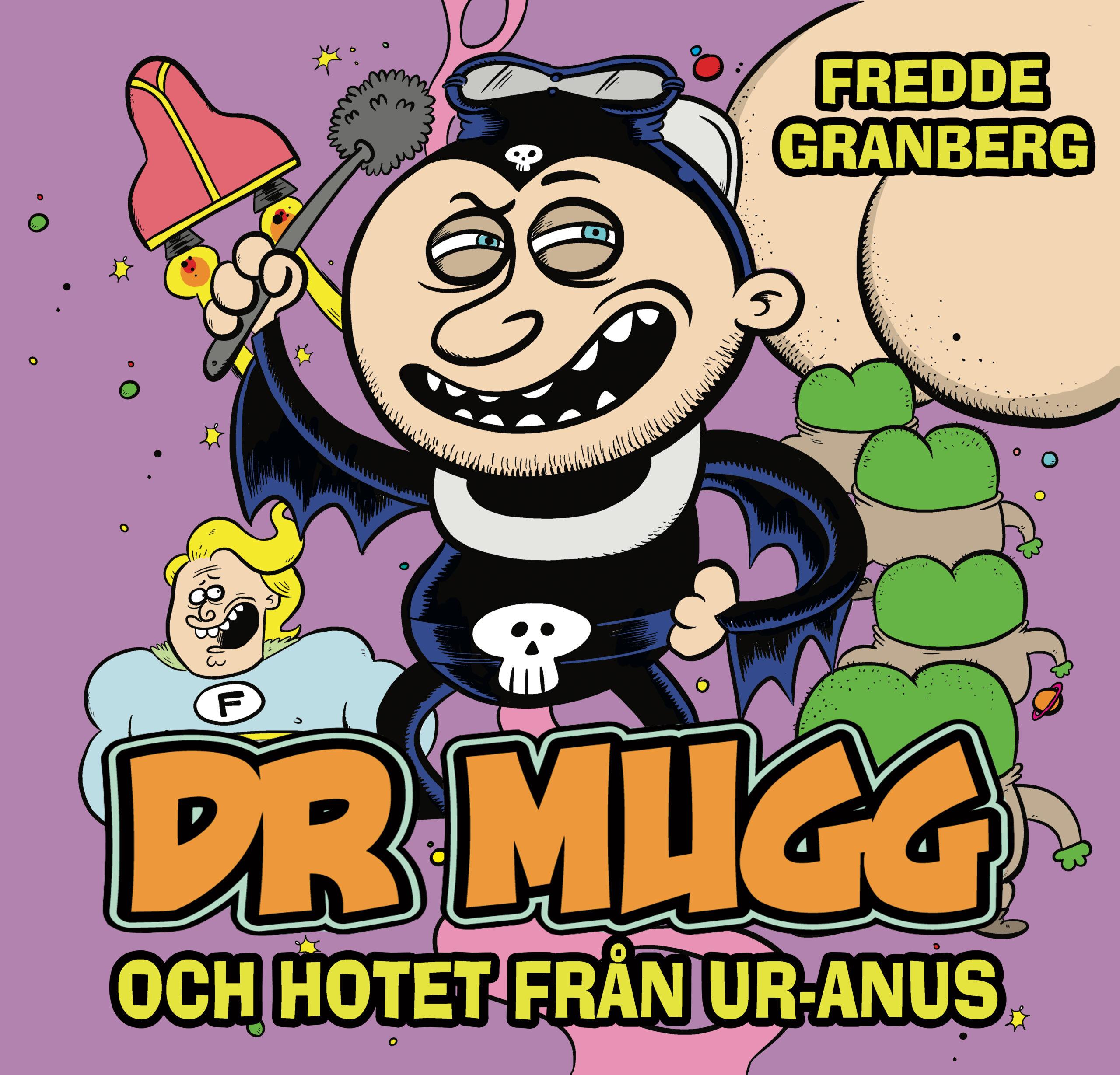 Dr Mugg Ur-anus