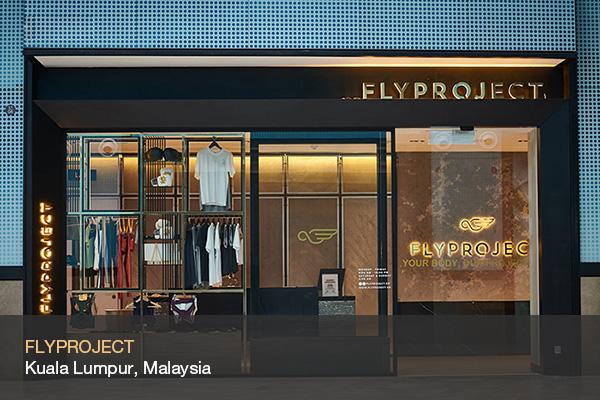FLYPROJECT @Kuala Lumpur, Malaysia
