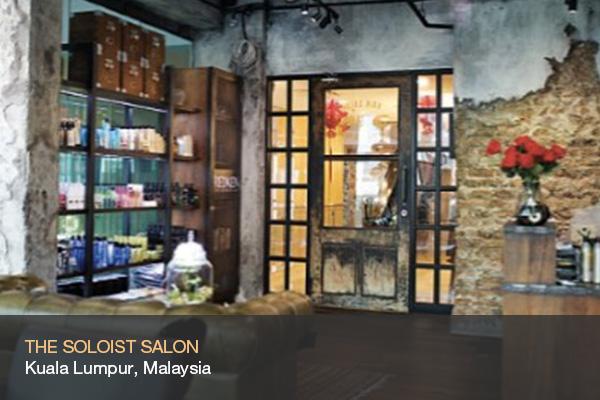 THE SOLOIST SALON @Kuala Lumpur, Malaysia