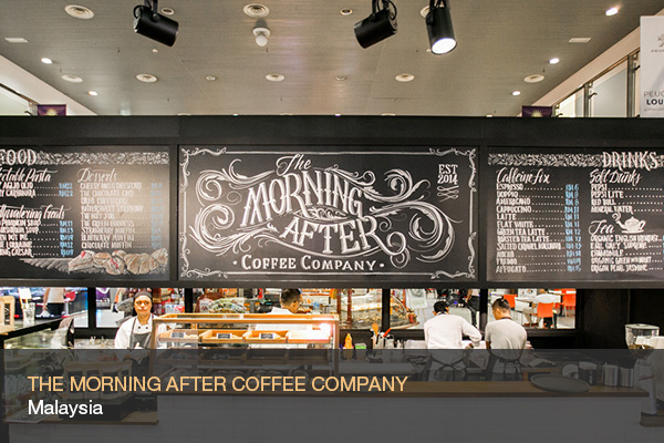 THE MORNING AFTER COFFEE COMPANY @Malaysia