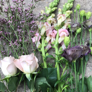 Flower Subscription - trial - flower arrangers assortment