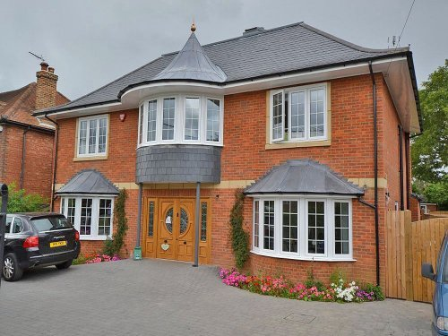 Architect in Marlow Buckinghamshire - Abracad Architects