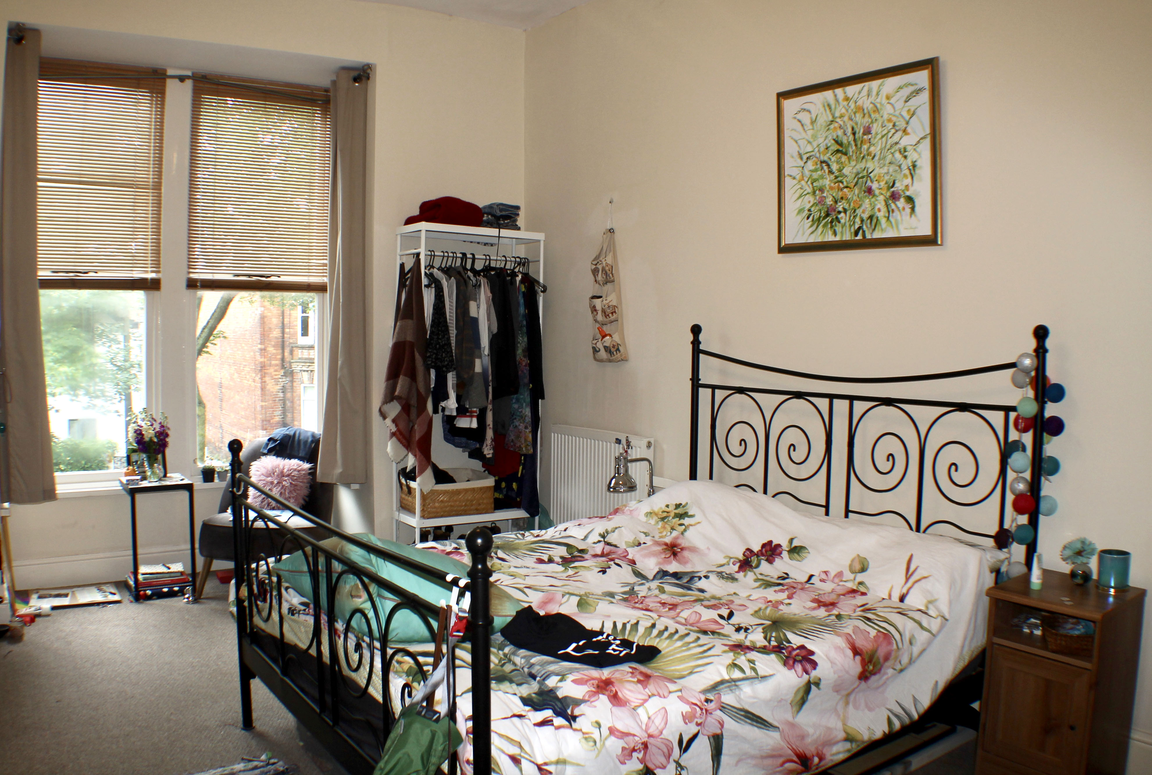 Young Professionals house share by Yupelet. Picture of a bedroom in 10 Marlborough Avenue.