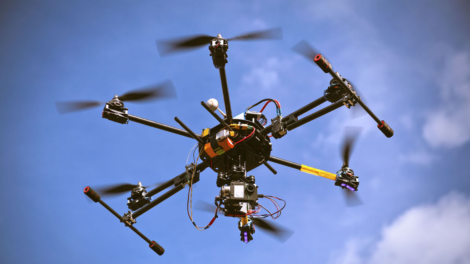 GCAA issues directive on drones