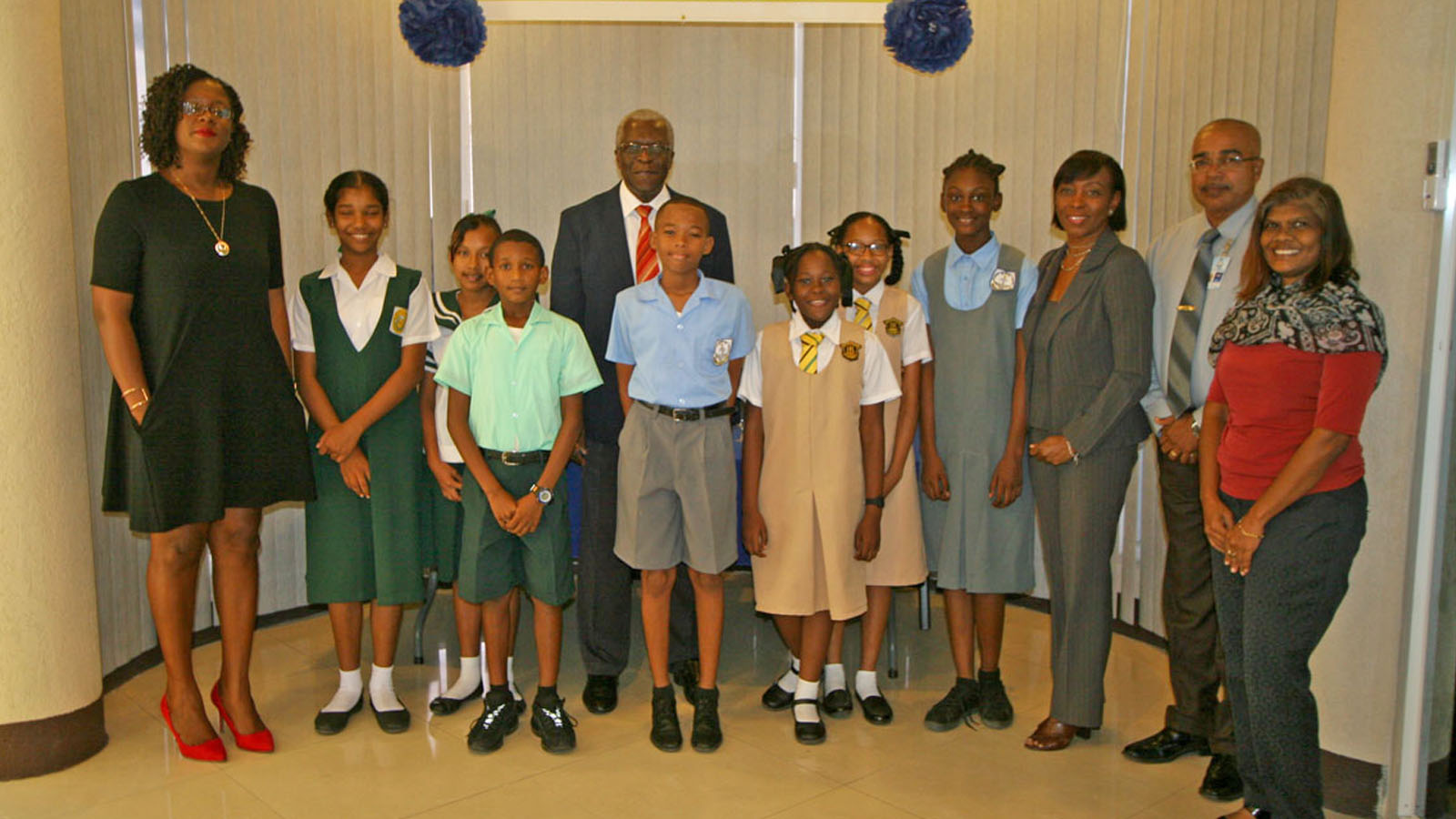 GCAA held inaugural Bursary Award Programme