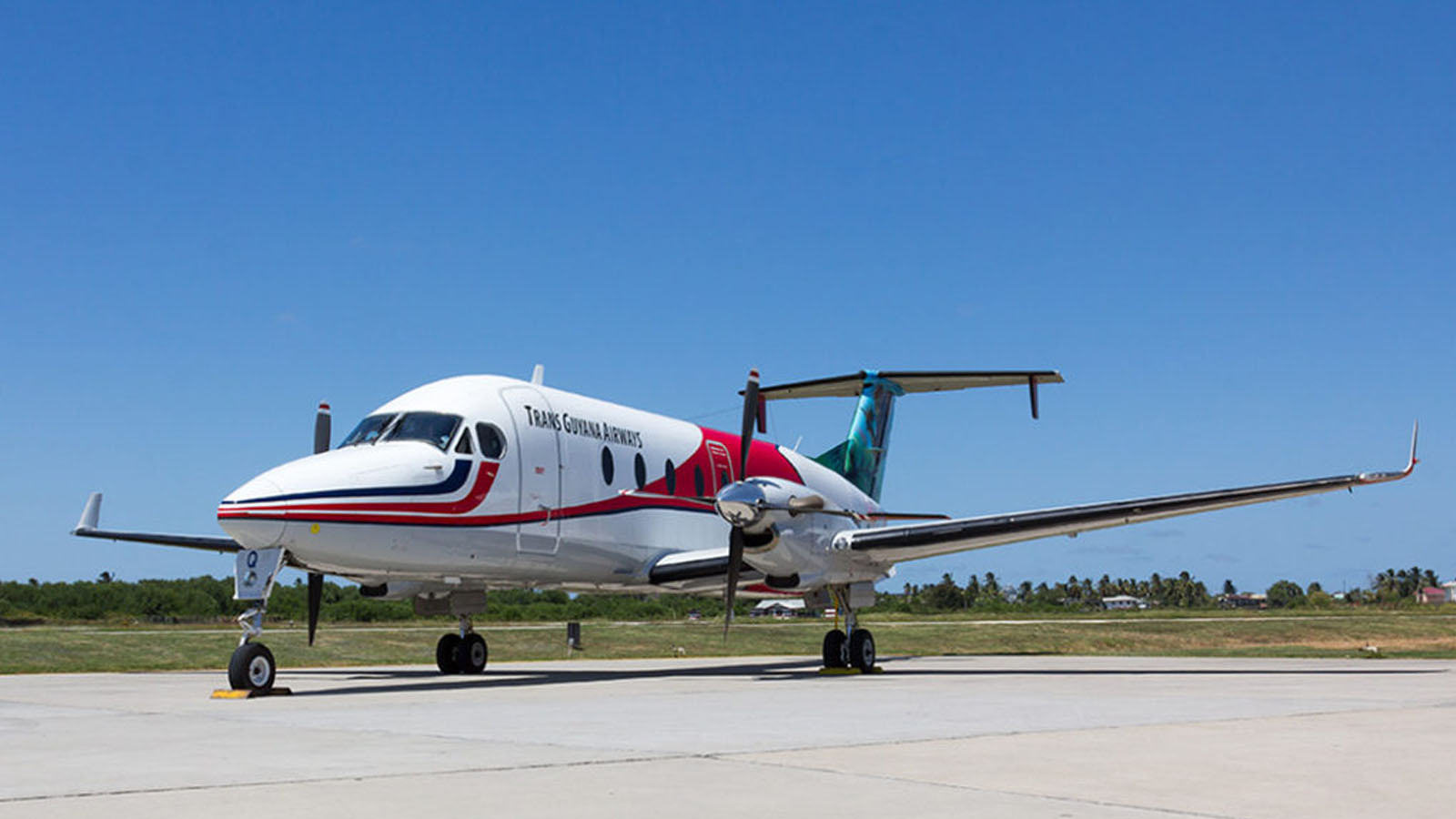 Trans Guyana Airways given green light for shuttle operations