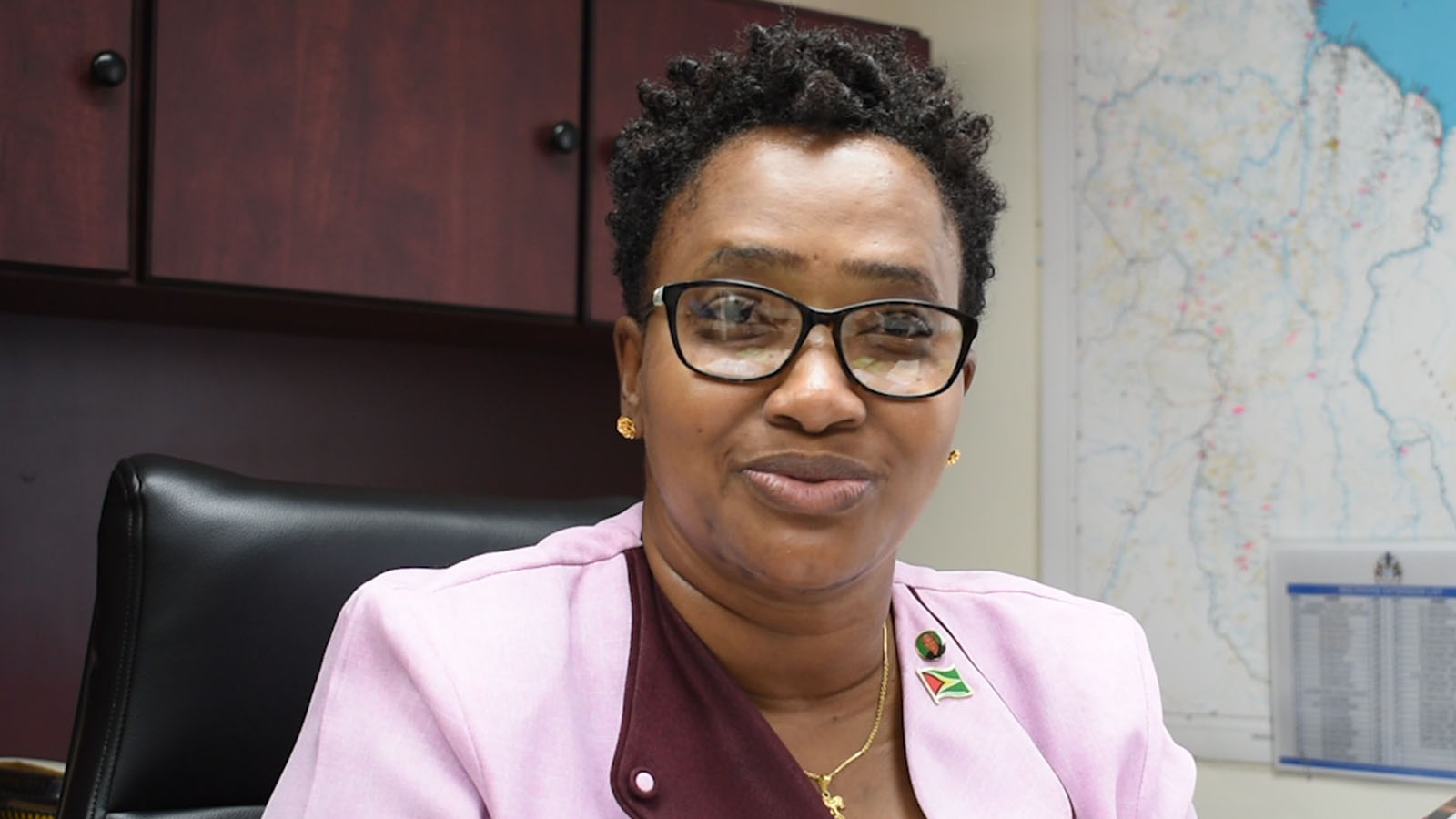 New Year Sentiments from the Honourable Minister Annette Ferguson