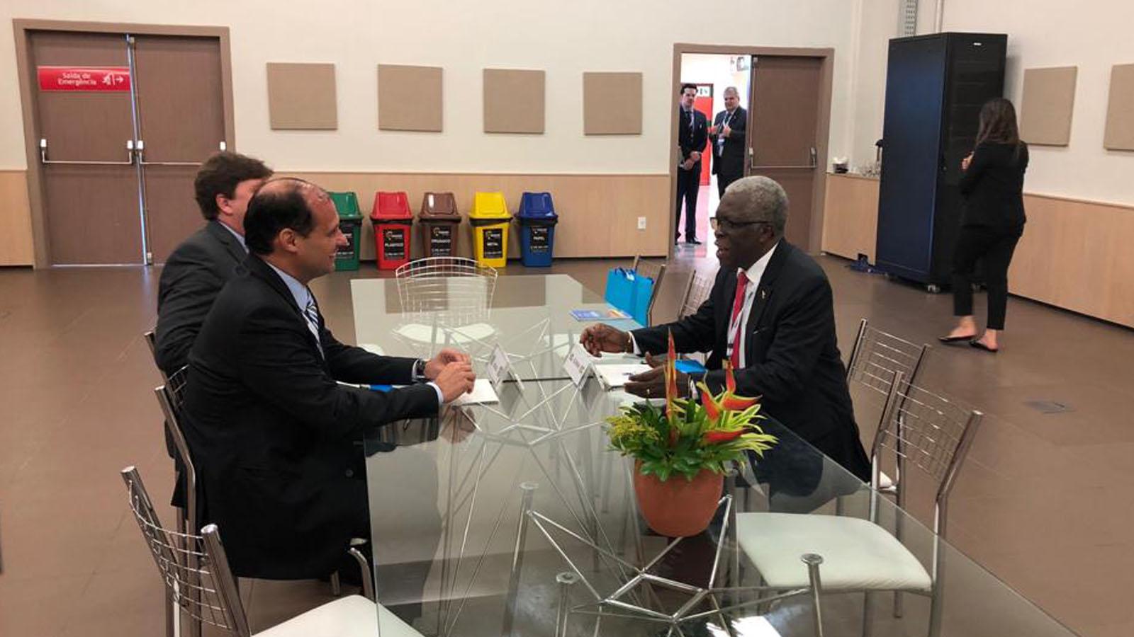GCAA signs Memorandum of Understanding with Brazil's ANAC