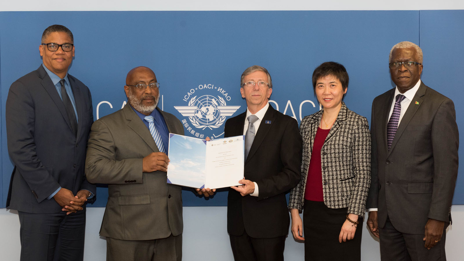 MOU to enhance Aircraft Accident and Incident Investigations signed with Canada and other countries