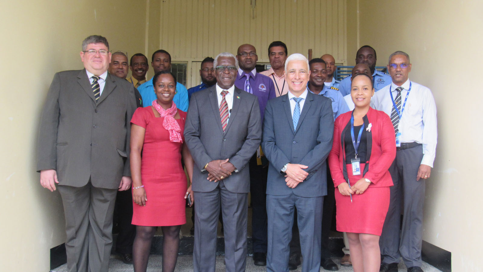 GCAA Officers attend training to develop National Air Navigation Plan
