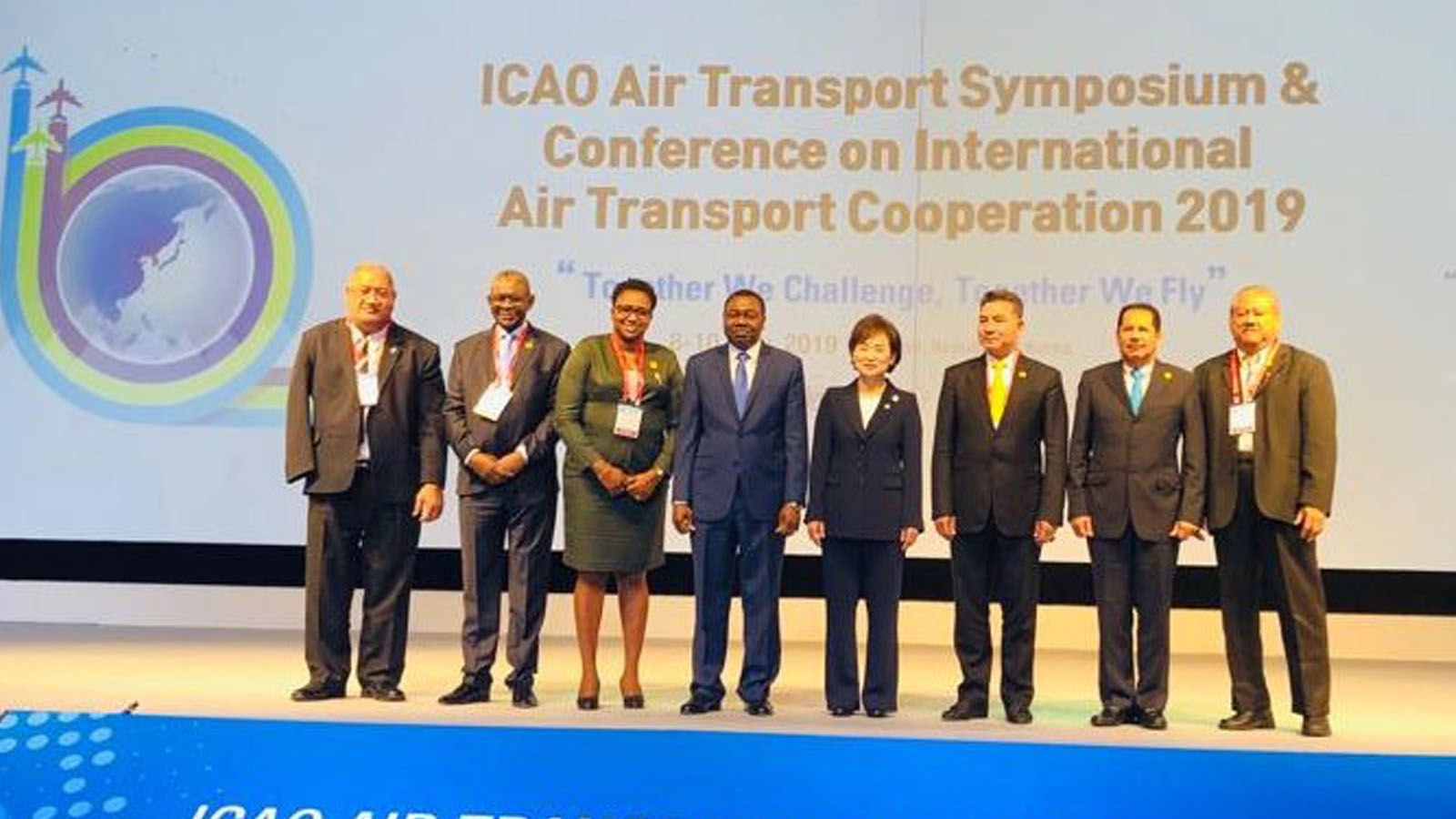 Guyana participated at the IATS-CIAT in Korea