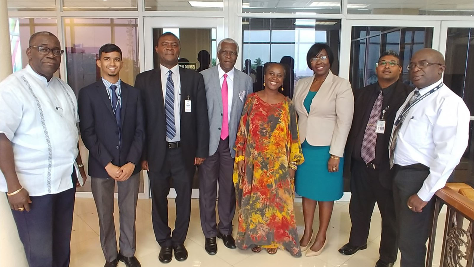 New Ghanaian High Commissioner pays courtesy call on Director General