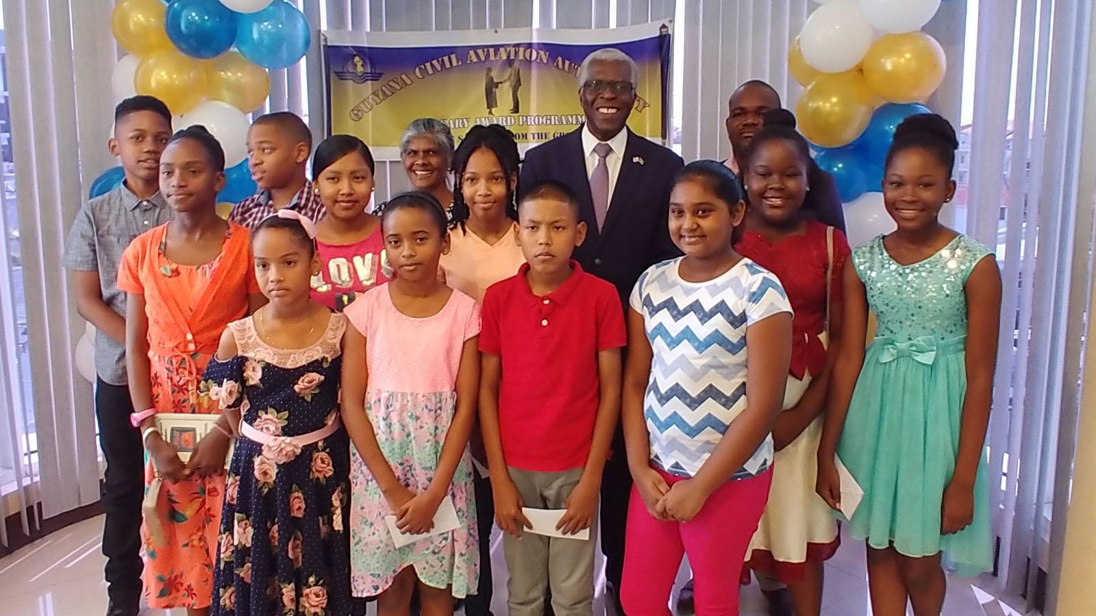 GCAA hosts third Bursary Award ceremony