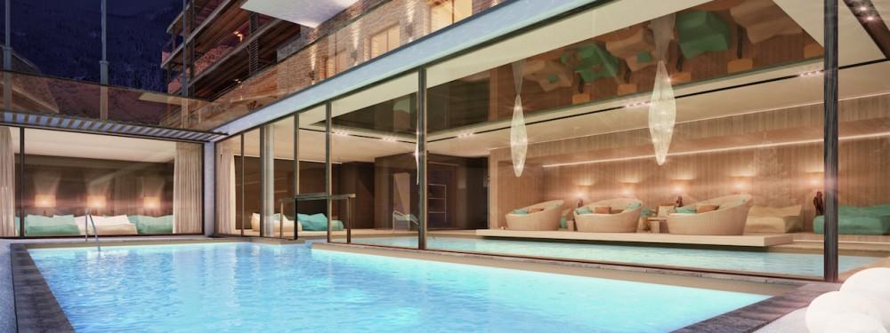 Ski apartments for sale Austria - Kristall Spaces