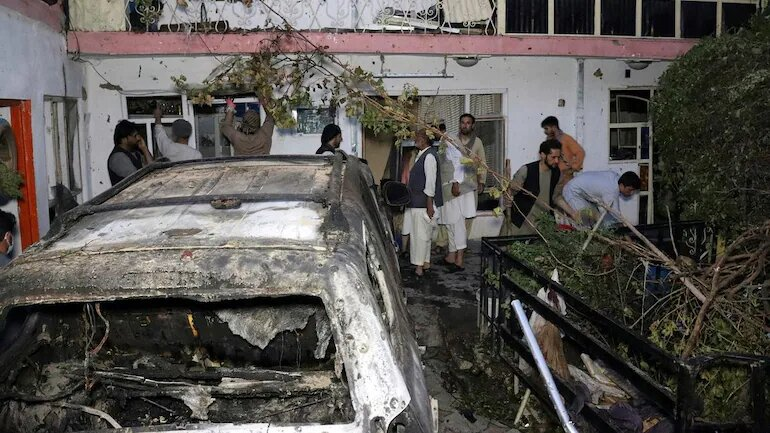 Kabul-drone-strike-a-mistake-Top-US-military-commander-apologises-over-tragic-outcome