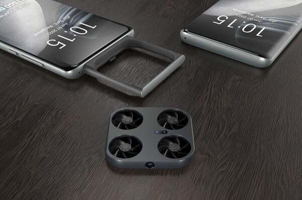 Vivo-could-be-working-on-smartphone-with-integrated-flying-camera